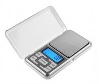 Карманные ювелирные электронные весы 0,1-500 гр MHz. 49266