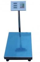Торговые электронные весы до 300 кг со стойкой MHz. 49263