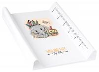 Пеленальная доска Tega Wild & Free Little Elephant DZ-009 103 white. 34495