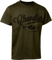 Футболка Chevalier Marshall. Размер - XL. Цвет оливковый. 13411862