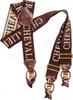 Подтяжки Chevalier 50ММ ц:коричневый. 13411996