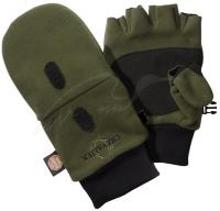 Перчатки Chevalier Hood WS 9 с капюшеном ц:зеленый. 13412237