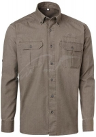 Рубашка Chevalier Kenya Safari XL цвет: brown. 13412294