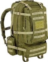 Рюкзак Defcon5 Eagle Back Pack. Объем - 100 л. Цвет - оливковый. 14220217