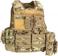 Жилет тактический Defcon5 Armour Carrier Vest ц:multicam. 14220237