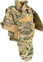 Жилет тактический Defcon 5 Raptor Vest Complete Set. Цвет - мультикам. 14220252