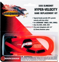 Резинка Marksman Replacement Band Kit ц:красный. 14290040
