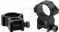 Кольца Beeman FTMA024. Диаметр колец - 30 мм. Высота основания - 21 мм. На планку Weaver/Picatinny. 14290361