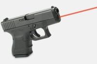 Целеуказатель LaserMax для Glock42 красный. 33380020