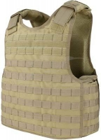 Жилет тактический Condor Defender Plate Carrier ц:coyote tan. 14320083