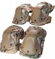 Комплект защитный (наколенники+налокотники) RSS. 14320105