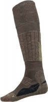 Носки Blaser Socks Long. Размер - 45/47. Цвет - Grey-Brown Mottled. 14471202