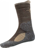 Носки Blaser Socks Allround. Размер - 45/47. Цвет - Grey-Brown Mottled. 14471205