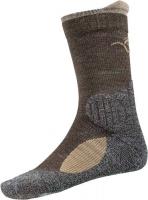 Носки Blaser Socks Allround. Размер - 39/41. Цвет - Grey-Brown Mottled. 14471203