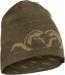 Шапка Blaser Reversible Cap Argali. Размер - One Size. Цвет - зеленый. 14471208