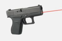 Целеуказатель LaserMax для Glock43 красный. 33380016