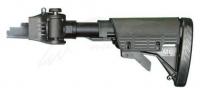 Приклад ATI Strikeforce для АК (штампованая ствольная коробка). 15020010