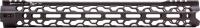 Консольное цевьё ODIN O2 Lite для AR15 Длина - 15,5''. 15120102
