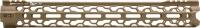 Консольное цевьё ODIN O2 Lite для AR15 Длина - 15,5''. 15120103