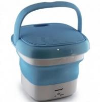 Стиральная машина силиконовая складная Maxtop 7399, голубая. 48730