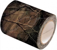Маскировочная лента Allen Camo Cloth Tape (матерчатая). Размеры - 5 см х 9,15 м. Цвет - Mossy Oak Break-Up. 15680120