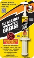Смазка для механизмов Shooters Choice All Weather High-Tech Grease. Объем - 10 мл. 15680807