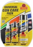 Набор средств для чистки Shooters Choice Universal Gun Care Pack (3 наименования). 15680809