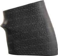 Накладка Hogue Handall Jr. Small Size для пистолетов с маленькой рукоятью. Цвет - черный. 15680905