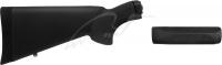 Комплект Hogue OverMolded (приклад + цевье) для Remington 870 кал. 12. Цвет - черный. 15680917