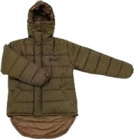 Куртка Snugpak Blizzard Jacket. Размер - М. Цвет - зелёный/св.коричневый. 15681042