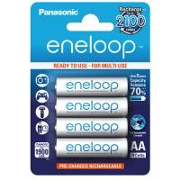 Аккумуляторы Panasonic Eneloop АА 1900 mAh, 4 шт. 49124