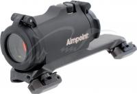 Прицел коллиматорный Aimpoint Micro H-2 2МОА в комплекте с оригинальным Sauer SM креплением. 15920025