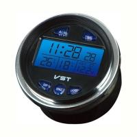 Авточасы VST-7042V, температура, вольтметр. 31696