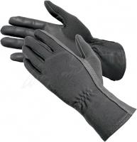 Перчатки BLACKHAWK! Aviator Flight Ops With Nomex. Размер - L. Цвет - черные. 16490040