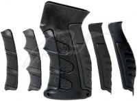 Рукоять САА 6 Piece Interchangeable Finger Groove для АК47/ 74 (с 6 сменными накладками, отсек под батарейки). 16760213