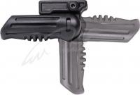 Рукоять переноса огня САА 3 Positions Folding Forearm Grip (складная, 3 позиции, отсек под батарейки). 16760345