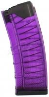 Магазин Lancer L5AWM кал. 223 Rem ц: фиолетовый. Емкость - 30 патронов. 16760625