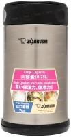 Пищевой термоконтейнер ZOJIRUSHI SW-FCE75XA 0.75 л ц:стальной. 16780090