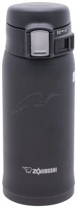 Термокружка ZOJIRUSHI SM-SA36BA 0.36 л ц:черный. 16780394