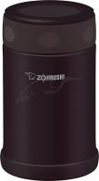 Пищевой термоконтейнер ZOJIRUSHI SW-FCE75TD 0.75 л ц:черный. 16780458