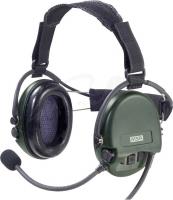 Наушники активные MSA Supreme Mil CC Green Nexus (с задним держателем). 16900008