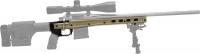 Ложа MDT HS3 для карабина Remington 700 Long Action. Материал - алюминий. Цвет - песочный. 17280027