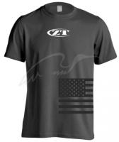 Футболка KAI ZT Charcoal. Размер - S. 17400432