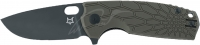 Нож Fox Core Black Blade ц: оливковый. 17530393