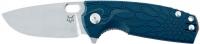 Нож Fox Core Stonewash ц: синий. 17530402