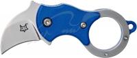 Нож Fox Mini-Ka ц: синий. 17530408