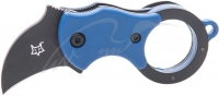 Нож Fox Mini-Ka ц: синий. 17530410