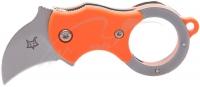 Нож Fox Mini-Ka ц: оранжевый. 17530412