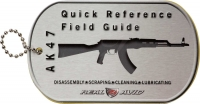 Брелок Real Avid AK47 Field Guide. 17590063