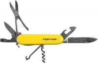 Нож PARTNER HSQ05008PH ц:жёлтый. 17650004